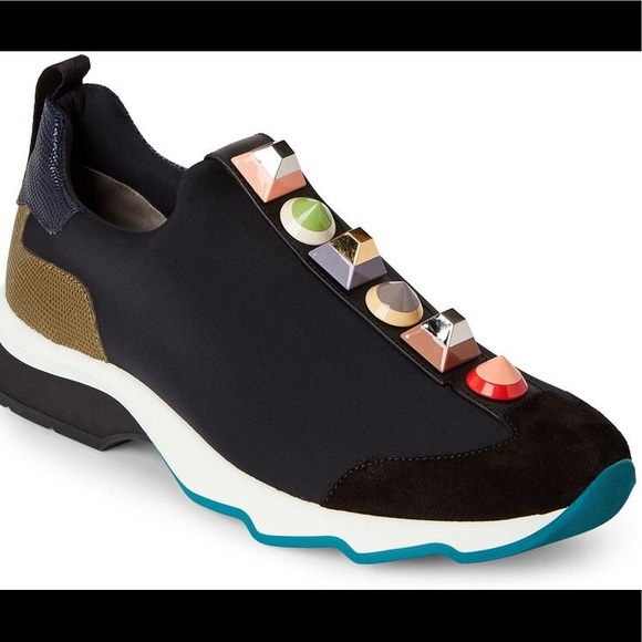 5 Offauthentic Fendi Rainbow Sneakers